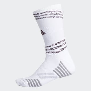 Speed Mesh Team Crew Socks White CI0767