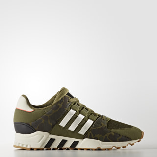 Tenis EQT Support RF Olive Cargo / Off White / Core Black BB1323