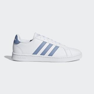 Grand Court Shoes Ftwr White / Raw Grey / Raw Grey F36403