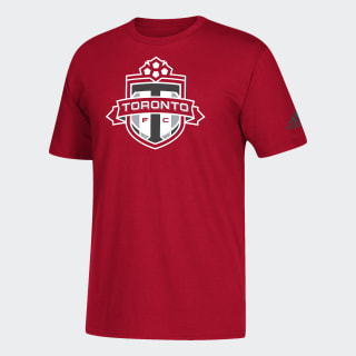 Toronto Fc Squad Primary Tee Mls-Tfs-To5 / Power Red DX2275