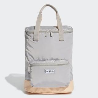 กระเป๋าสะพายหลังขนาดเล็ก Tailored for Her Grey Two / Glow Orange / Glow Orange ED0274
