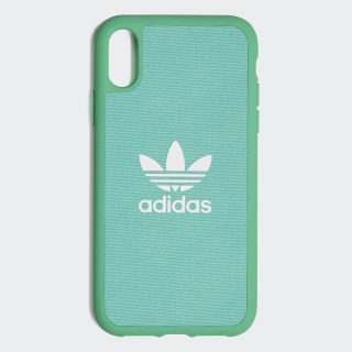 Funda iPhone X Moulded 6,1 pulgadas Hi-Res Green / White CL4888