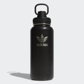 32 oz. Stainless Steel Water Bottle Black CJ9286