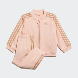 Holiday Tracksuit Glow Pink / Copper Metalic ED1148