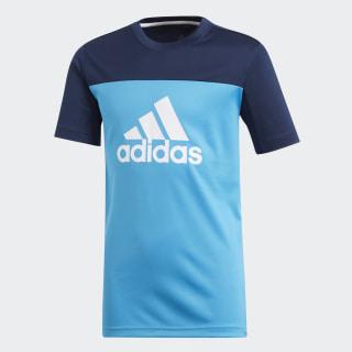 Equip T -shirt Blue / Collegiate Navy / White DV2920