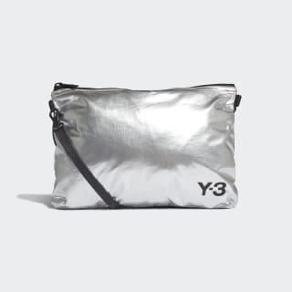 Y-3 Sacoche Silver Metallic FT9910