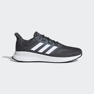 Runfalcon Shoes Grey Six / Cloud White / Core Black F36200