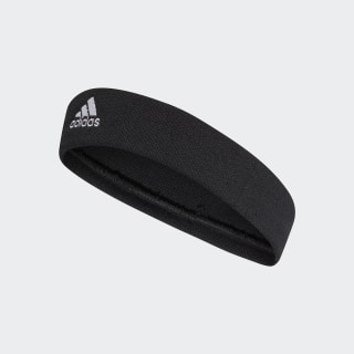 Banda para la Cabeza de Tenis Black / White CF6926