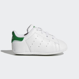 Stan Smith Shoes Cloud White / Cloud White / Green B24101