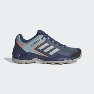 Terrex Eastrail Shoes Tech Indigo / Grey Two / Signal Coral EF3515