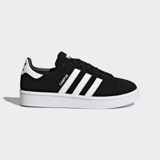 Sapatos Campus Core Black/Footwear White BY9594