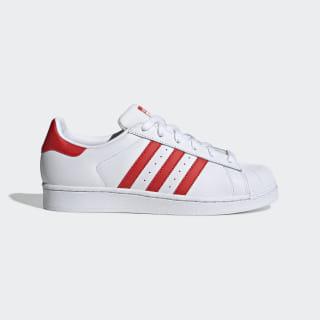 Tênis Superstar Ftwr White / Active Red / Core Black CM8413