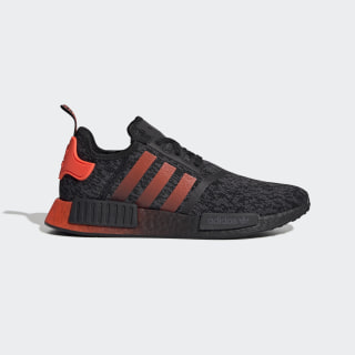NMD_R1 Shoes Core Black / Solar Red / Core Black EG7953
