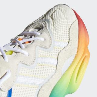 adidas OZWEEGO Pride Shoes - White | adidas US