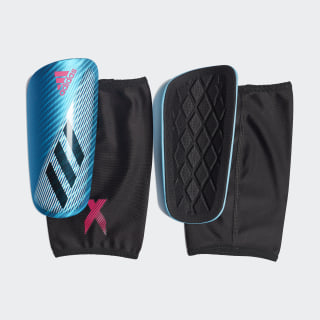 Caneleiras X Pro Bright Cyan / Black / Shock Pink DY0074