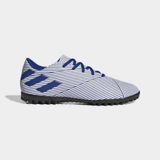 Nemeziz 19.4 Turf Shoes Cloud White / Team Royal Blue / Core Black FV3315