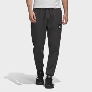 Must Haves Stadium Pants Black Melange FI4049