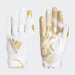 Adizero 9.0 Receiver Gloves White Melange EW5579