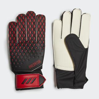Predator 20 Training Goalkeeper Gloves Black / Active Red FH7294