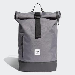 Mochila Premium Essentials Roll-Top Grey ED8065