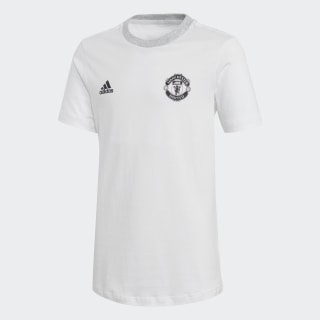 Manchester United Tee White CV6184