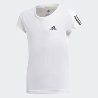 Camiseta Tr Eq Yg white/black DV2758