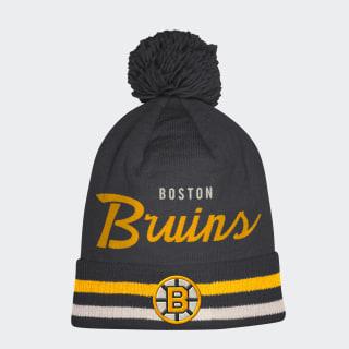 Bonnet Bruins Cuffed Pom Nhlbbr DU7128