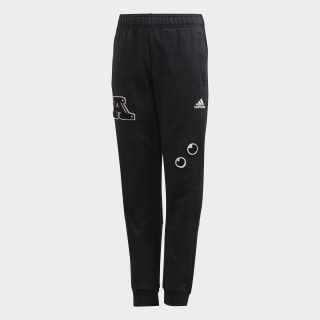 Collegiate Broek Black / White FL2814