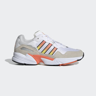 Tenis YUNG-96 Cloud White / Hi-Res Coral / Solar Yellow EG2711