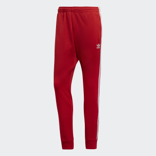 SST Track Pants Collegiate Red DH5837