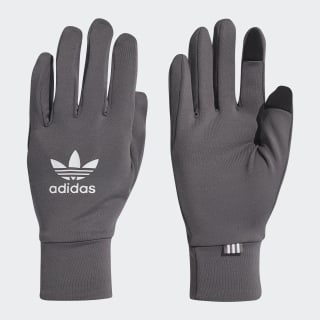 Techie Gloves Grey / White ED8685