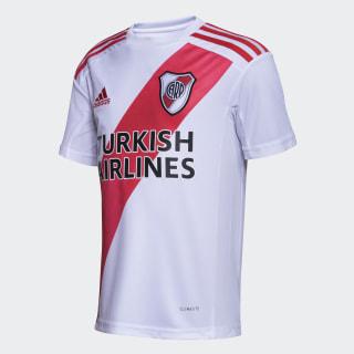 Camiseta Titular River Plate Niño White / White EV6554