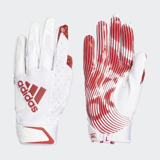 Adizero 9.0 Receiver Gloves White Melange EW5572