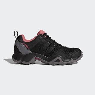 Terrex AX2R Shoes Core Black / Core Black / Tactile Pink BB4622
