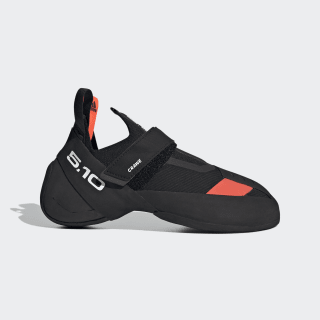 Five Ten Crawe Klimschoenen Core Black / Cloud White / Solar Red EG2370