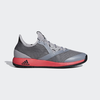 Tênis adizero Defiant Bounce Light Granite / Shock Red / Core Black CG6349