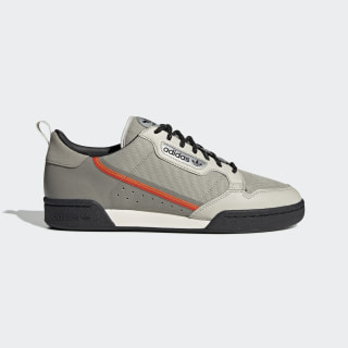 Continental 80 Shoes Sesame / Orange / Raw White EE6669