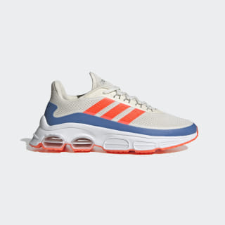 Кроссовки Vistech chalk white / solar red / glory blue EH2534