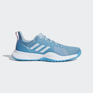 Solar LT Trainers Ash Grey / Ftwr White / True Pink BB7232