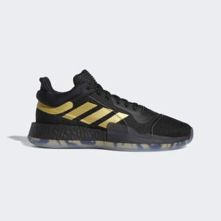 MARQUEE BOOST LOW - HYPE PACK Core Black / Gold Metallic / Core Black EE8572