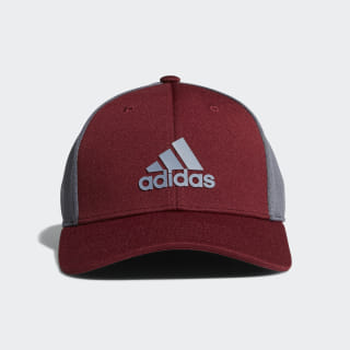 Franchise Stretch-Fit Hat Dark Red CK1702