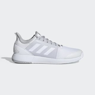 Adizero Defiant Bounce 2 Shoes Cloud White / Cloud White / Lgh Solid Grey EE9579