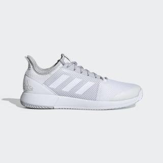 Кроссовки для тенниса Adizero Defiant Bounce 2 ftwr white / ftwr white / lgh solid grey EE9579