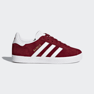 Gazelle Shoes Night Red / Cloud White / Cloud White CQ2914