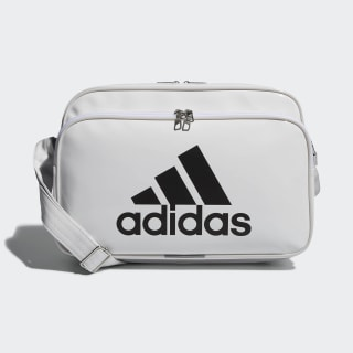 Enamel Bag White / Black CX4041