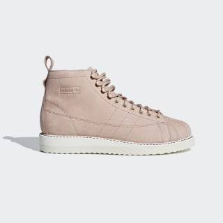 Tenis Superstar Boot W ASH PEARL S18/ASH PEARL S18/OFF WHITE B37816