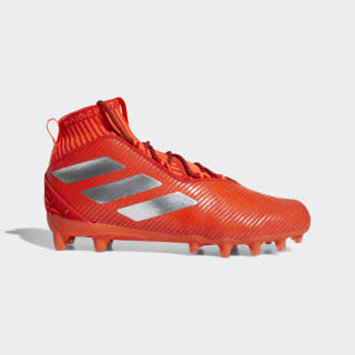 Boost Freak Ultra Cleats Solar Red / Silver Metallic / Active Red F97384