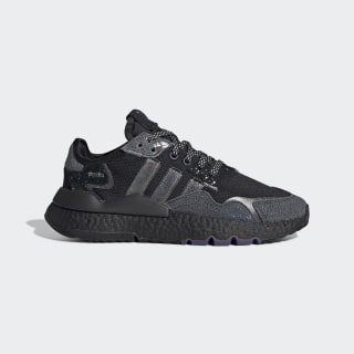 Sapatos Nite Jogger Core Black / Cloud White / Grey Three FW1574