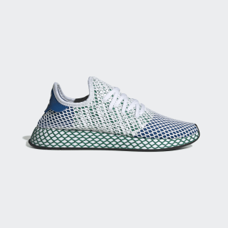 Кроссовки Deerupt Runner lush blue / glory green / ftwr white EF6270
