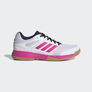 Кроссовки Speedcourt W Cloud White / Shock Pink / Collegiate Navy EF2622